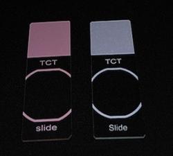 TCT液基细胞专用玻片
